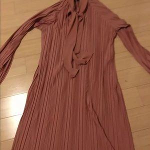 Zara Dresses - Zara Pleated Dress